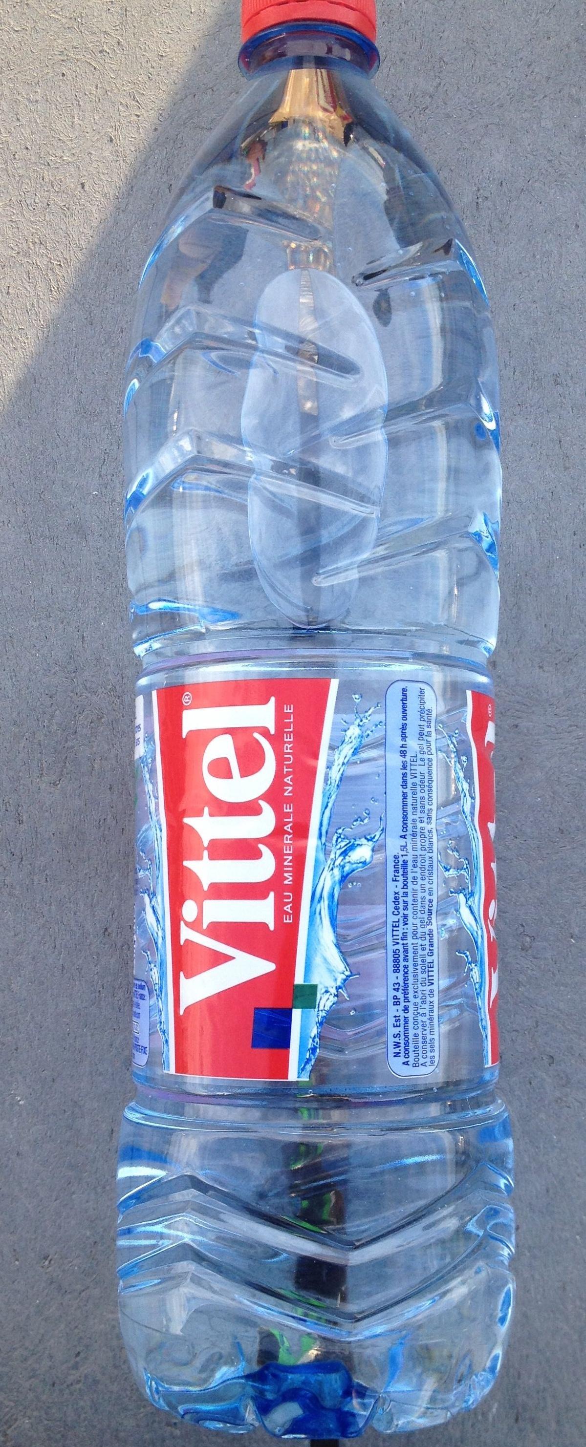Vittel 1,5 L - Produit - fr