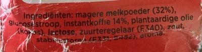 Cappuccino - Ingrediënten - nl