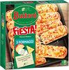 BUITONI FIESTA Pizza Surgelée 3 Formaggi - Prodotto