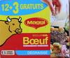 Bouillon KUB, Boeuf, dégraissé - Produit