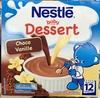 Baby Dessert Choco Vanille - Prodotto