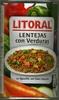 Lentejas con verduras - Produit