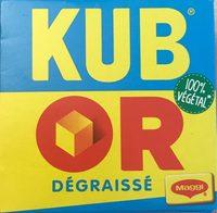 Kub Or dégraissé - Product