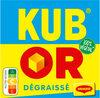 MAGGI KUB OR Bouillon Dégraissé 32 cubes - Produit