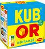 MAGGI KUB OR Bouillon Dégraissé 32 cubes - Product