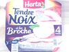 Tendre noix à la broche - 4 tranches - Product