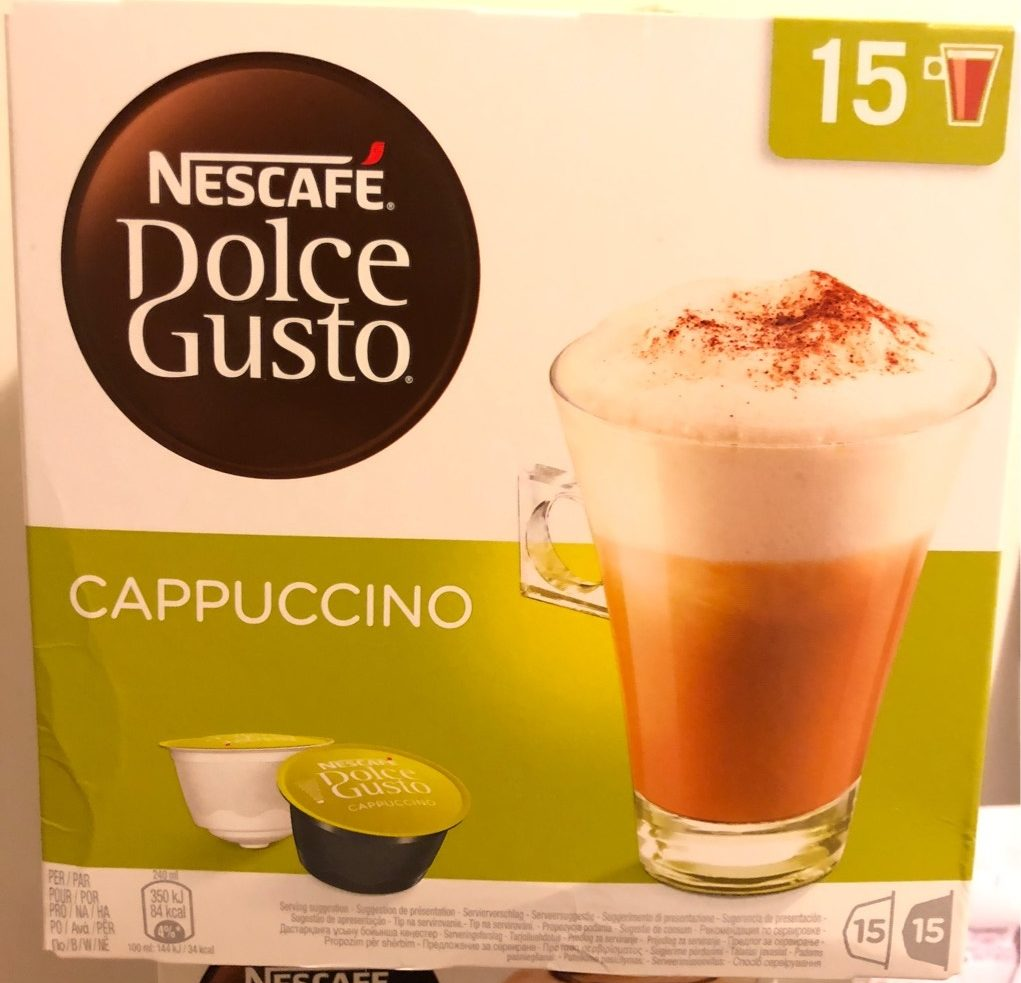 Cappuccino - Product