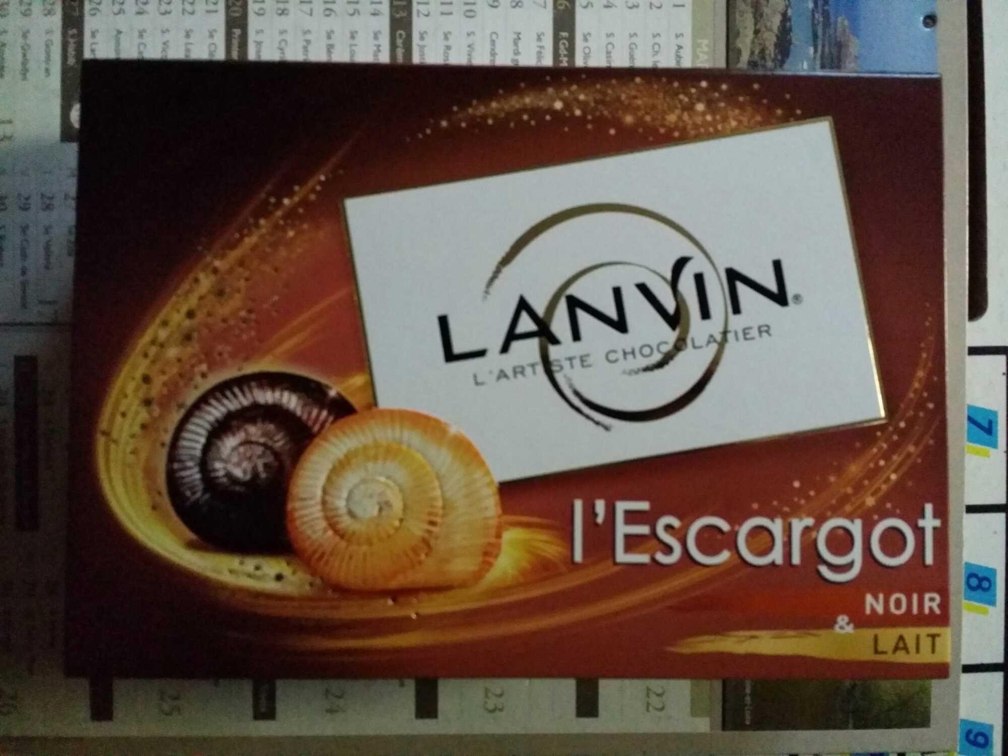 L'escargot - Produkt - fr