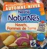 NaturNes Navets, Pommes de terre - Produit