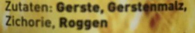 Caro - Ingredients - de