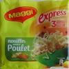 Nouilles saveur Poulet - Produit