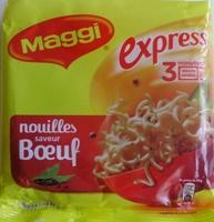 Nouilles au Bœuf - Product