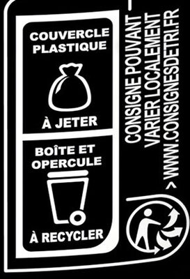 Espresso Intenso - Recyclinginstructies en / of verpakkingsinformatie - fr