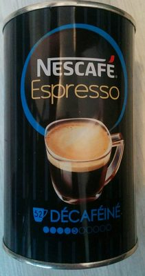 Nescafé Expresso Décaféïné - Produit