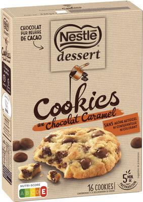 Préparation pour Cookies au Chocolat Caramel - Produit - fr