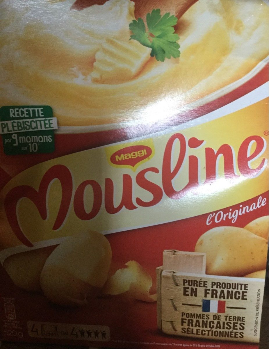 Mousline l'Originale - Product - fr