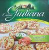 Pancetta 9 Mini Pizze - Product