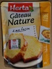 Préparation Gâteau Nature À Ma Façon - Produit