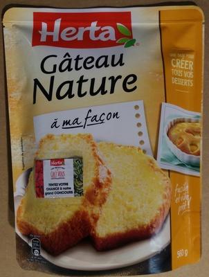 Préparation Gâteau Nature À Ma Façon - Product - fr