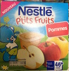 P'tits Fruits Pommes - Product