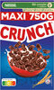NESTLE CRUNCH céréales 750g ? - Product
