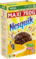 NESTLE NESQUIK Céréales - Product - fr