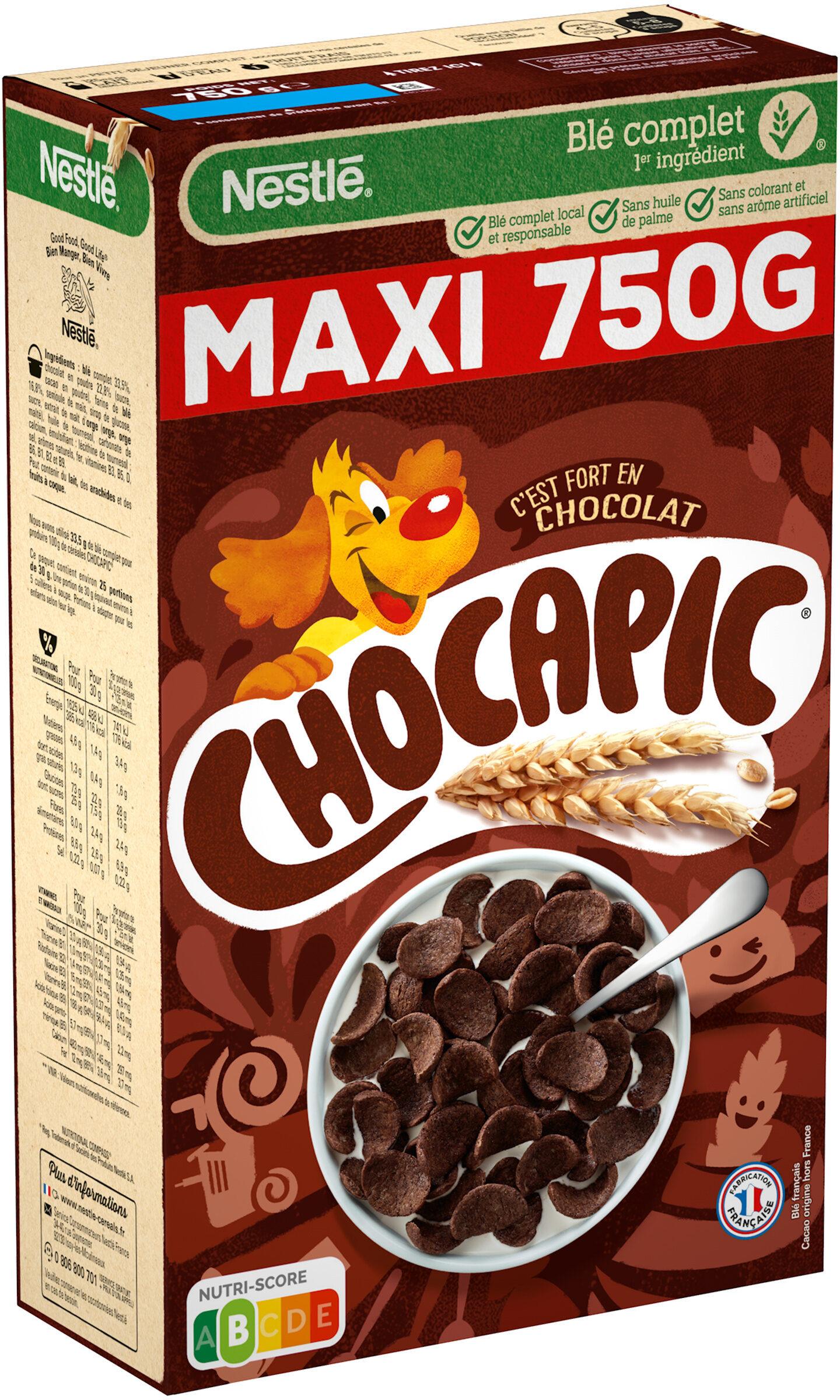 NESTLE CHOCAPIC Céréales Petit Déjeuner - Producto - fr
