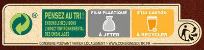 NESTLE CHOCAPIC Céréales Petit Déjeuner - Instrucciones de reciclaje y/o información de embalaje - fr
