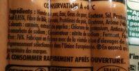 6 Original Knacki, Happy Birthday (Sel Réduit de 25 %) - Ingrediënten - fr