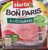 Le Bon Paris, À l'Étouffée (4 Tranches) - Produit