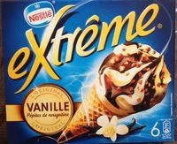 Extrême original vanille pepites de nougatine - Produit - fr