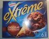 Extrême Chocolat et pépites de nougatine -