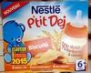 P'tit Dej Biscuité - Product