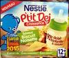 P'tit Dej Croissance saveur Biscuit Noisette - Product
