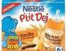 Nestlé P'tit Déj saveur Vanille Gourmande - Product