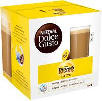 Capsules NESCAFE Dolce Gusto RICORE Latte 16 Capsules - Prodotto - fr