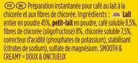 Capsules NESCAFE Dolce Gusto RICORE Latte 16 Capsules - Ingredienti - fr