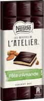 NESTLE L'ATELIER Chocolat Noir et Pâte d'amande - Product - fr