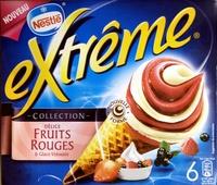 Extrême Collection Délice Fruits Rouges Glace Veloutée - Produit
