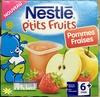 P'tits Fruits Pommes Fraises - Produit