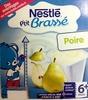 P'tit brassé Poire - Product