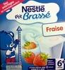 P'tit Brassé Fraise - Product
