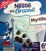 P'tit brassé Myrtille - Produit