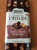 Les recettes de l'atelier raisins, amandes & noisettes - Product