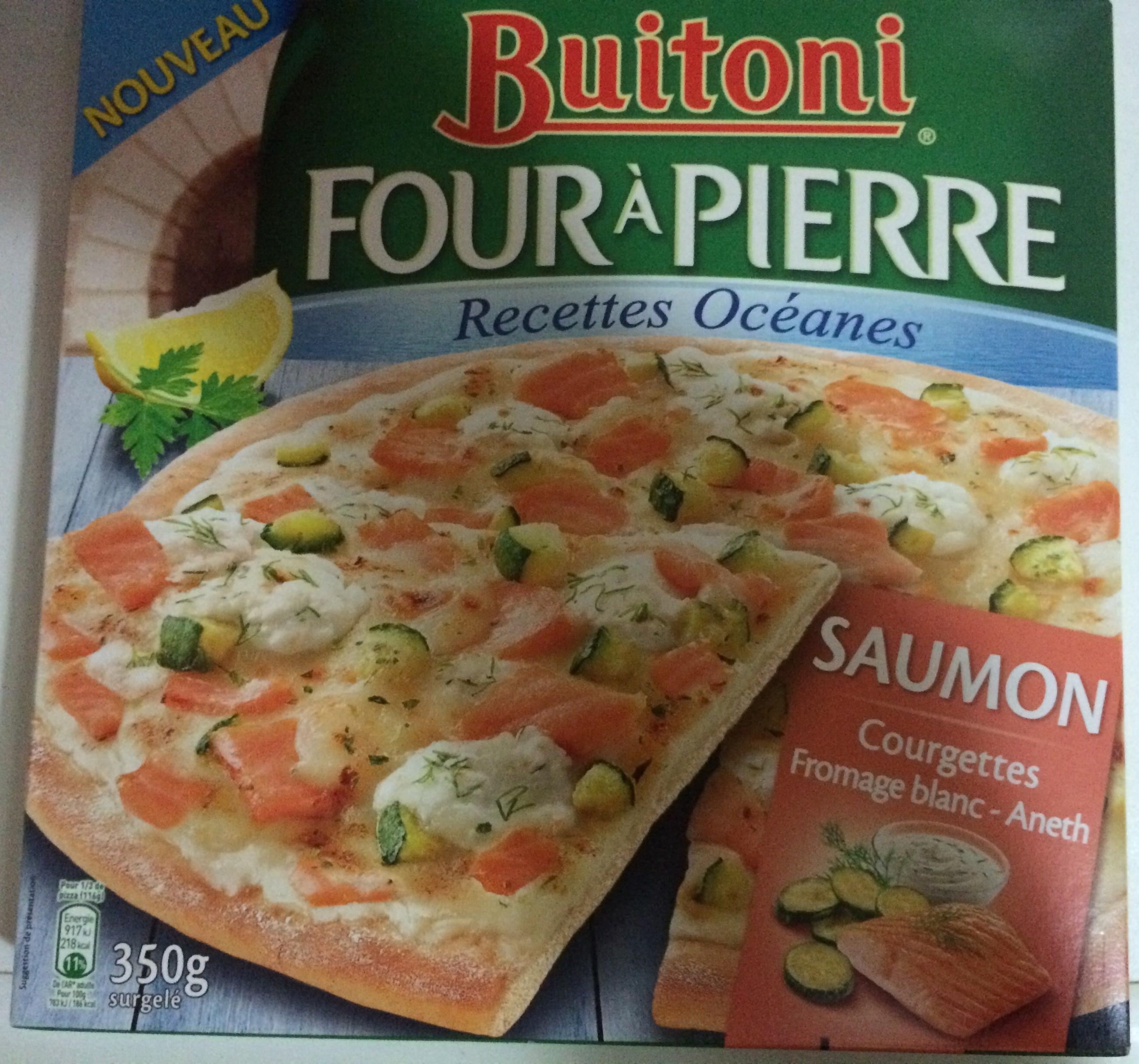 Four à pierre - Recettes Océanes - Produit - fr