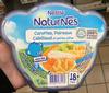 NaturNes Carottes, Poireaux, Cabillaud et petites pâtes - Produit