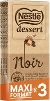 NESTLE DESSERT chocolat noir - Produit - fr