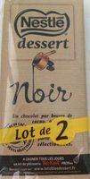 Chocolat noir  pâtissier - Produit