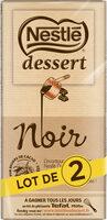 NESTLE DESSERT Chocolat Noir lot de - Product - fr