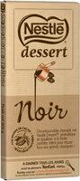NESTLE DESSERT Chocolat Noir - Produkt - fr